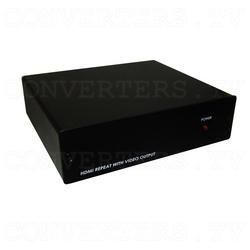 HDMI to Video CV/SV Down Scaler w/ HDMI pass-thru