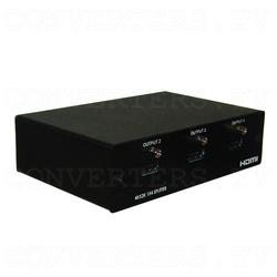 HDMI v1.4 1 Input 4 Output 4Kx2K Splitter