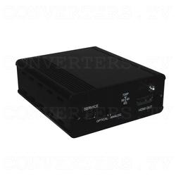 Analog Digital Audio to HDMI Inserter Bridge