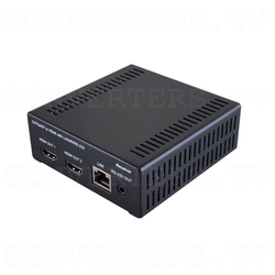 HDBaseT Dual HDMI Output over Single CAT5e/6/7 Receiver