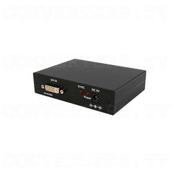1 x 2 DVI Splitter