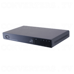 HDMI UHD 4k2k 1 In x 4 Out Splitter with HDCP 2.2
