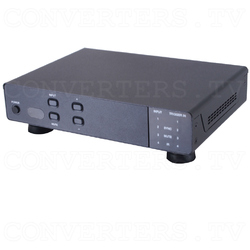 4 x 1 HDMI UHD Switcher with Fast Switching and Control System