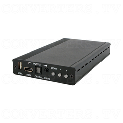 Composite S-Video to HDMI 1080p Scaler Format Converter