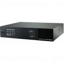 6H + 6CV/2H HDMI to CAT Audio Matrix 60m