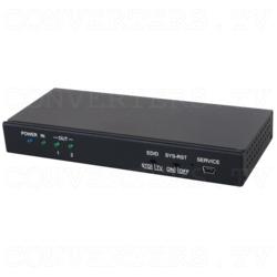 1 x 2 UHD 4K HDMI Splitter