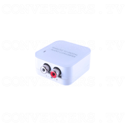 Analog Audio to Dual Digital Audio Converter