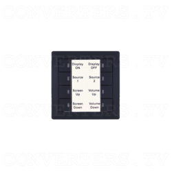 LED Button Control Keypad