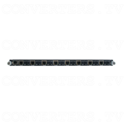 HDBaseT Input Module 8-Port 4K UHD