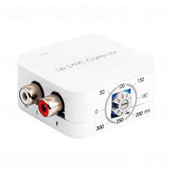 Analog L/R Stereo Lip-Sync Corrector