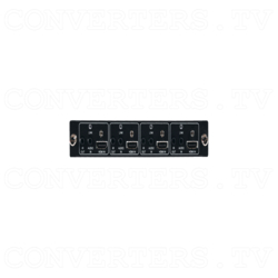 4K UHD+ HDMI Input Card