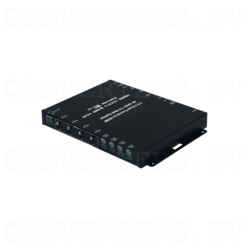 Dual Input to 4K UHD+ HDMI Video Wall Processor