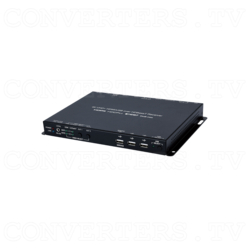 HDMI/DP/VGA over HDBaseT 2.0 4K UHD+ Receiver (PSE)