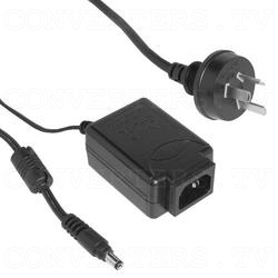 100-240VAC to 12V DC 1A Switch Mode Power Supply (Center Negative)