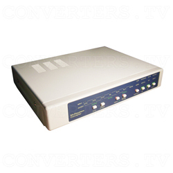 NTSC to PAL to VGA Multisystem Converter / Converter (CDM-640)