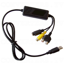 USB 2.0 Audio/Video Grabber