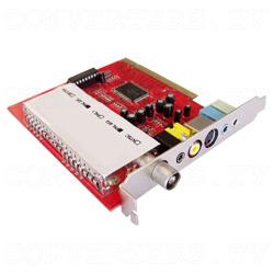 PCI TV Card with PAL AV Input