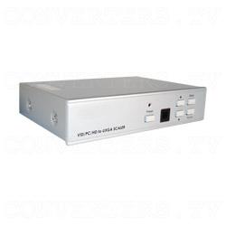 Video, PC, HDTV to UXGA Converter