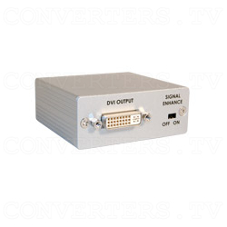 DVI Amplifier Equalizer