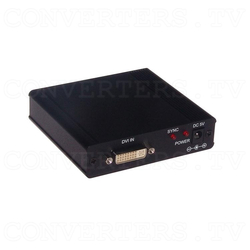 DVI Splitter with HDCP Compliance
