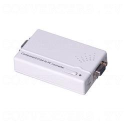 CGA RGB & Component Y-Cb-Cr to WXGA Converter