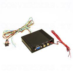 ICAR 4 - CV/iPOD to RGB Converter