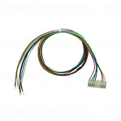 10 Pin RGB cable