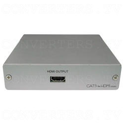 CYP - HDMI Over CAT5 Receiver at 100 Meters