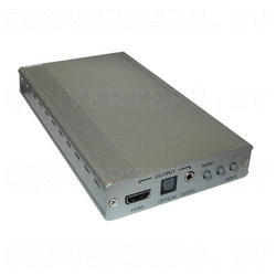 CV/SV to HDMI 1080p Scaler Box