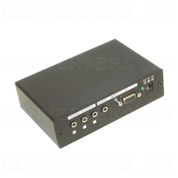 PC HD Component Distributor 1 input : 3 output w/ Stereo Audio