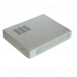 Security System Colour Quad Processor (CCQ-30)