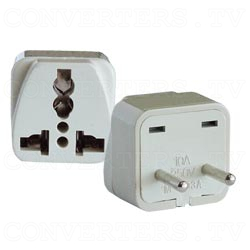 Universal Travel Power Plug Adapter German Model