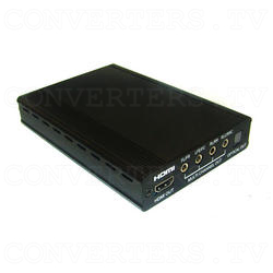 HDMI Repeater 1 In 1 Out with Audio Decoder