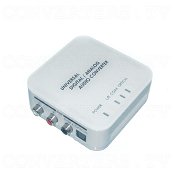 Digital to Analog Two Way Audio Converter