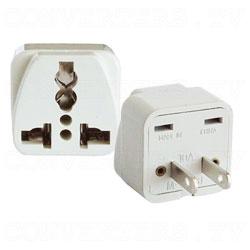 Universal Travel Power Plug Adapter USA Model