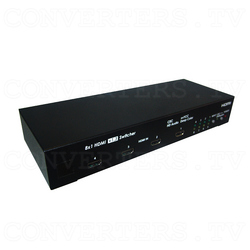 HDMI v1.3 8 In 1 Out Switcher with CEC