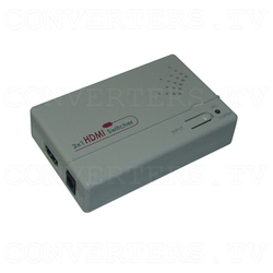 HDMI 2 In 1 Out Switcher