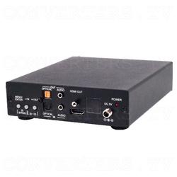 HDMI DisplayPort VGA 3D-2D Scaler with 3D Bypass