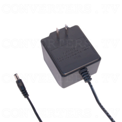 120VAC to 15V DC 600mA Power Supply - Center Negative