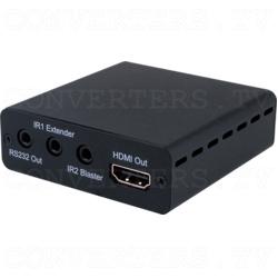 HDBaseT HDMI & IR over single CAT5e/6 Receiver