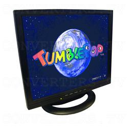 17 inch CGA EGA VGA LCD Desktop Monitor - Multi-Frequency