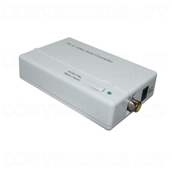 Component and PC to Composite Video Scan Converter
