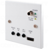 HDBaseT HDMI over Single Cat5e/6/7 Wall Plate Transmitter