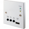 HDBaseT HDMI over Single Cat5e/6/7 Wall Plate Receiver