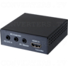 HDMI over CAT5e/6/7 Transmitter with bidirectional PoC