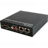 DVI over CAT5e/6/7 Receiver with PoC