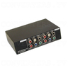 HD-SD Distributor 1 input : 3 output (w/Digital & Analog Audio)