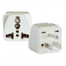 Universal Grounded Wall Outlet Adapter Plug - USA. / Canada / Japan