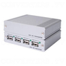 USB over CAT5/6/7 Transmitter and Receiver Box