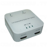 DisplayPort Extender Splitter 1 In 3 Out